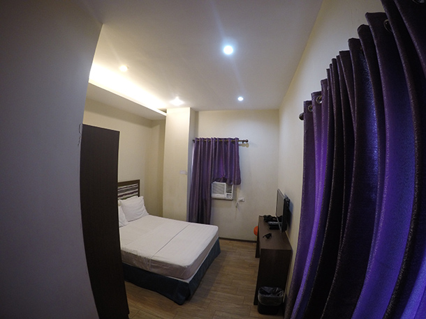 Dumaguete Hotels: Golden Gate Suites