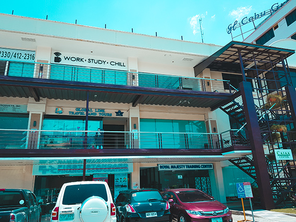 Co-Working Spaces in Cebu City: Headquarters Cebu Building