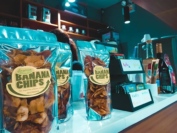 Co-Working Spaces in Cebu City: Food at the Headquarters Cebu