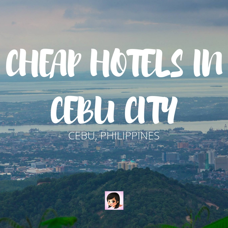 Cheap Hotels in Cebu City, Philippines
