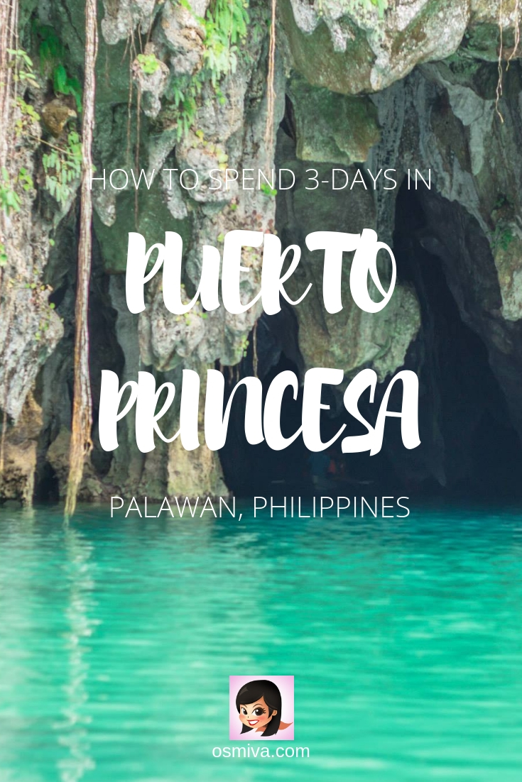 A 3-Day Guide to Puerto Princesa's Tourist Attractions. Puerto Princesa, Palawan, Philippines. Travel Itinerary. Tourist Attractions. Travel Destinations. Asia. #travelguide #puertoprincesa #palawan #philippines #puertoprincesaitinerary #puertoprincesaguide #puertoprincesatouristattractions