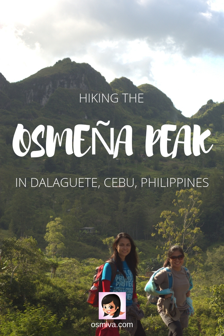 Hiking the Osmeña Peak in Dalaguete, Cebu #travel #destination #asia #philippines #cebu #cebuphilippines #osmenapeak #hike