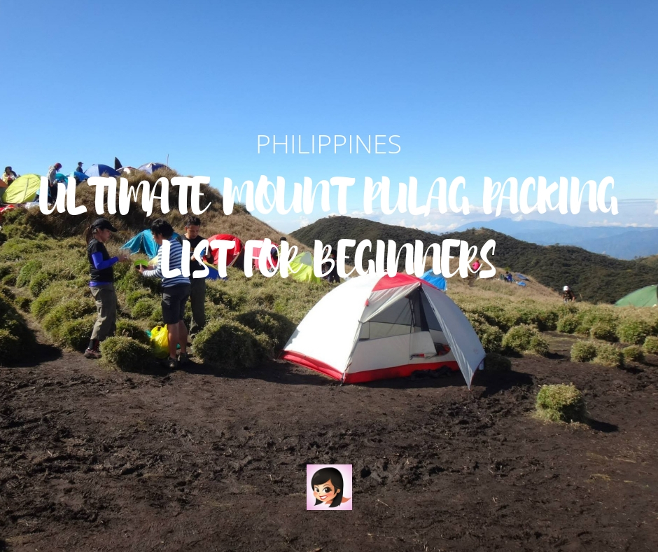 Ultimate Mount Pulag, Philippines Trek Packing List for Beginners