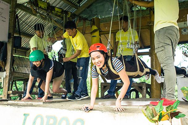 Loboc Ecotourism Adventure Park Zipline