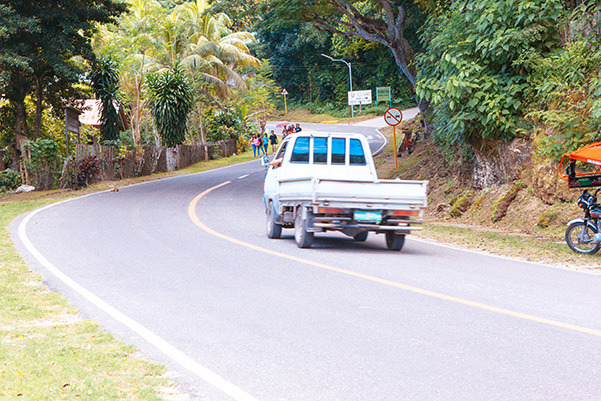 Can Be Easily Explored. Transport Around Siquijor