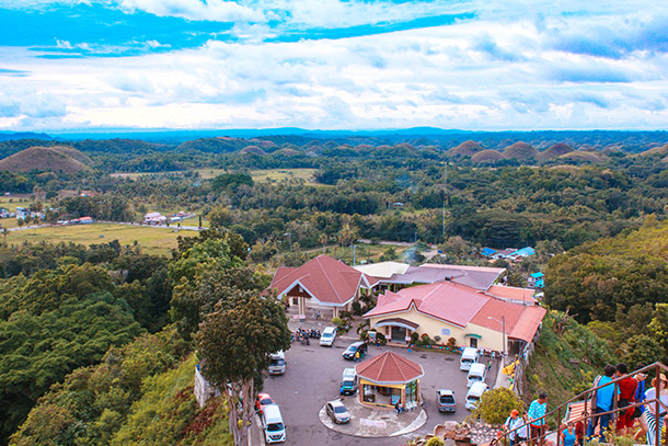Chocolate Hills Activity Area