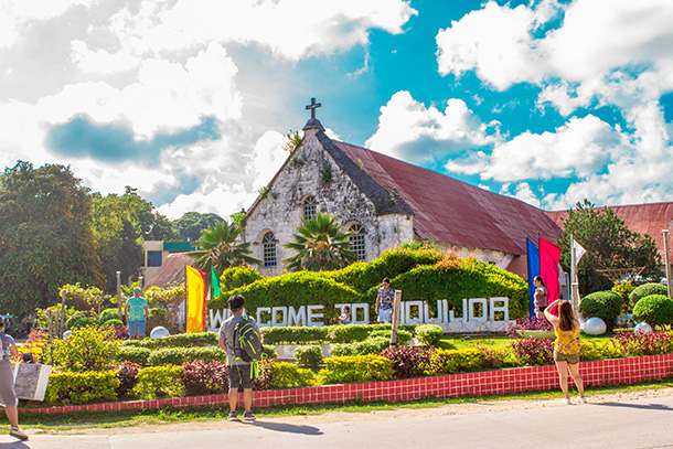 Welcome Siquijor Marker