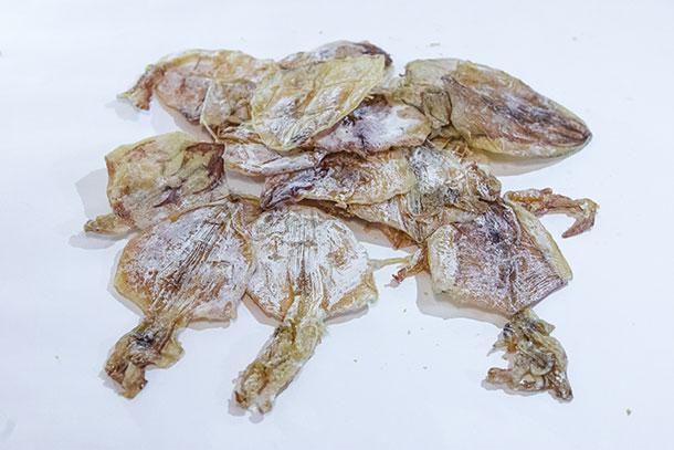 Dried Pusit