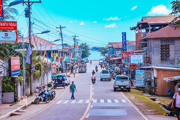 Siquijor Town
