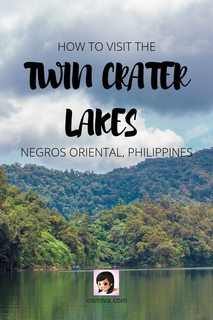 A Guide to Visiting Negros Oriental's Twin Crater Lakes: Lake Balinsasayao and Lake Danao. With tips on how to visit the Twin Crater as well as what to expect when visiting Lake Balinsasayao and Lake Danao. The Lakes are a day trip from Dumaguete and is located in Sibulan, Negros Oriental in the Philippines #twincraterlakes #lakebalinsasayao #lakedanao #philippines #negrosoriental #osmiva