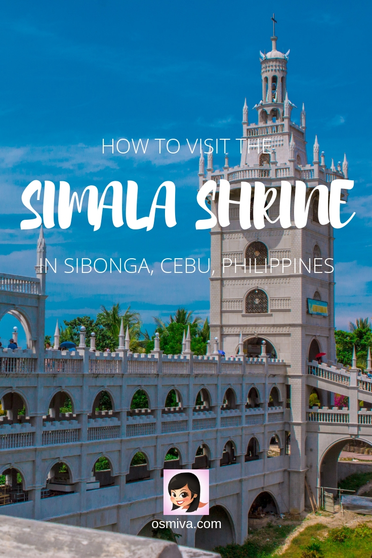 Travel Guide to Visiting Simala Church in Cebu, Philippines. List of things to do plus travel tips to make visiting the Simala Shrine a fun and hassle-free trip. #travel #travelph #simalashrine #simalachurch #simalaguide #philippines #cebu #osmiva