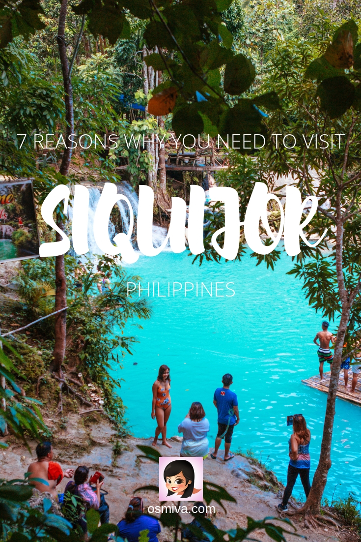 Reasons to Visit Siquijor Today. List of things you would be missing if you miss to visit this beautiful island in the Visayas. #visitsiquijor #reasonstovisitsiquijor #siquijorphilippines #asia #philippinesdestination #island #beach