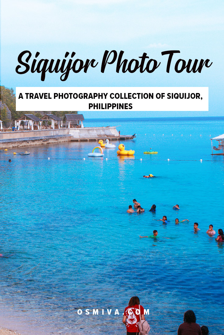 Siquijor Tour In Photos. A photo collection of Siquijor and why you'd love to visit. #travelphoto #siquijortour #siquijorphotocollection #siquijorphilippines #travel #osmiva