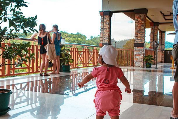 Xevi in Bohol