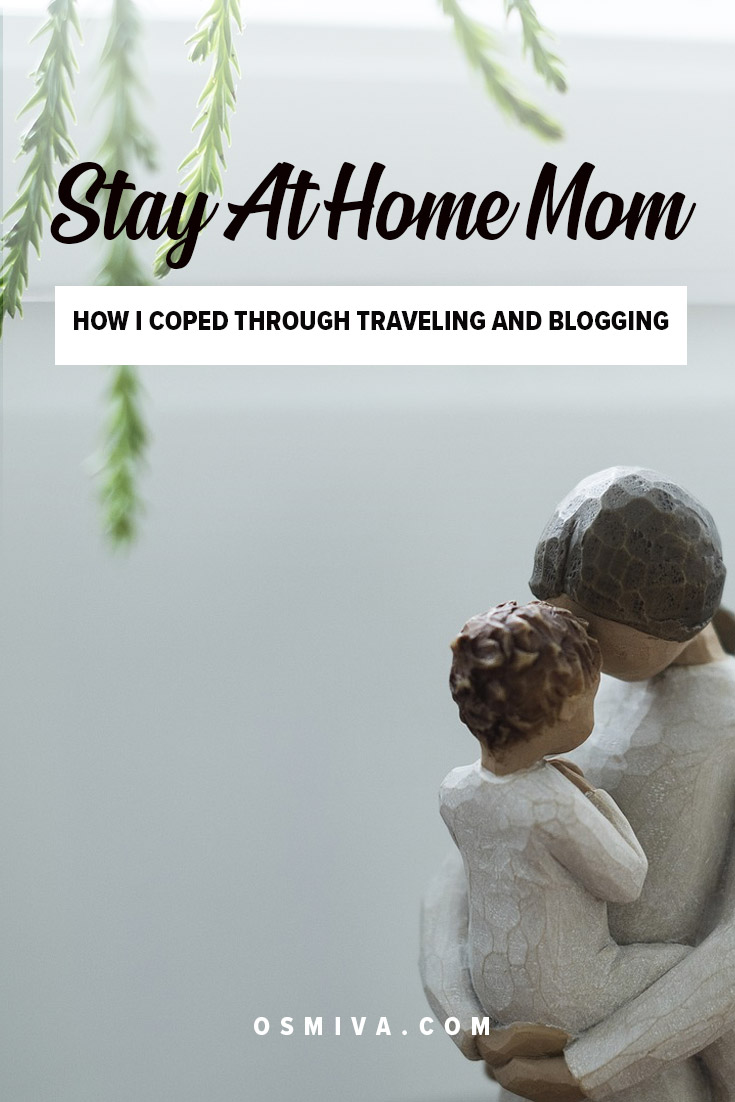 How Traveling and Blogging Helped Me Cope As a Stay at Home Mom. Being a full time mom can be an emotional struggle (aside from the physical struggle). Here's how I managed to cope with the strain and stress of staying at home. #traveljournal #momdiaries #travelblogging #travel #travelstories #parenting #digitalnomad
