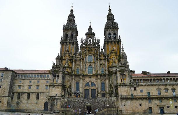 Catedral de Santiago de Compostela or Cathedral of Santiago de Compostela