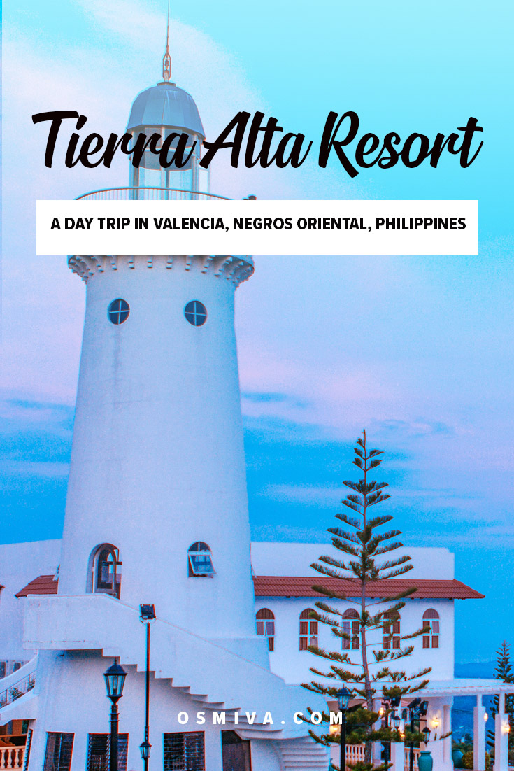 Afternoon Trip to Tierra Alta Resort. Our guide for a wonderful afternoon or day trip to Tierra Alta Resort located in Valencia, Negros Oriental, Philippines! Check out our list of things to do, how to get here and what to expect to make your stay more fun and memorable! #philippines #negrosoriental #tierraalta #tierraaltaresort #travelguide #travelph #osmiva