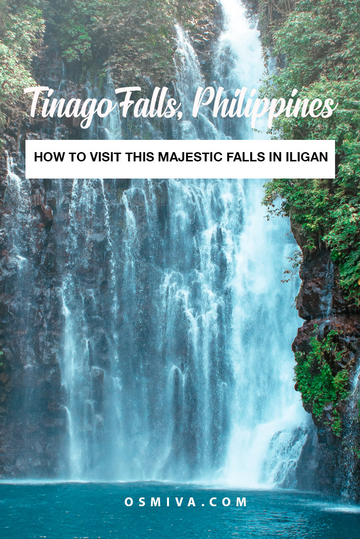 Ultimate Guide in Visiting The Tinago Falls in Iligan. Includes things to do at the Tinago Falls, what to expect, how to get to Tinago Falls. Plus travel tips and what to bring when you visit this majestic falls in Lanao del Norte, Philippines! #tinagofalls #lanaodelnorte #philippines #guidetovisitingTinagofalls #thingstodotinagofalls #travelguide #travelph
