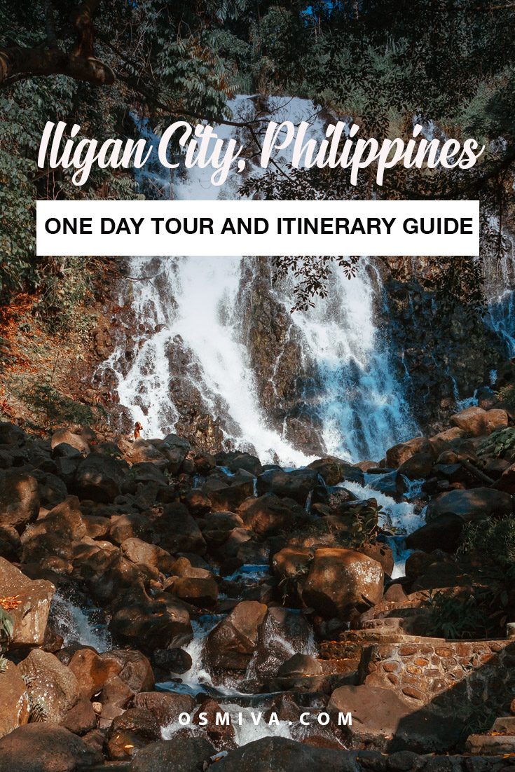 Iligan City Tourist Spots To See in One Day. List of places to see when in Iligan City in the Philippines. Included is a sample itinerary of Things to do in Iligan City in one day as well as entrance fees and some interesting facts about the places you are visiting. #iligancity #philippines #mindanao #asia #iligancitytouristspots #iligandaytrip #iligancitythingstodo #osmiva