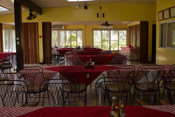 Del Monte Clubhouse Interior