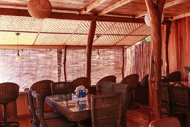 Hostel's Restaurant