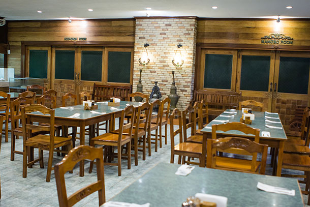 Kagay-anon Restaurant Interior