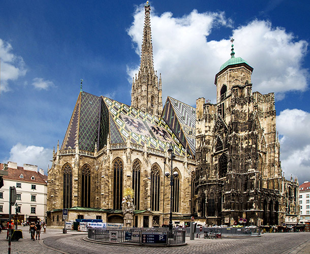 St. Stephens´s Cathedral (Stephansdom)