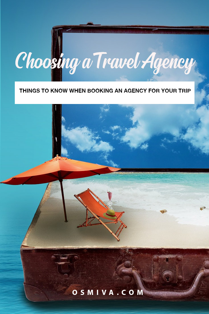 Looking for Travel Agency