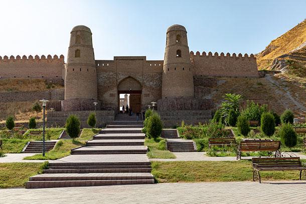 Gissar Fort