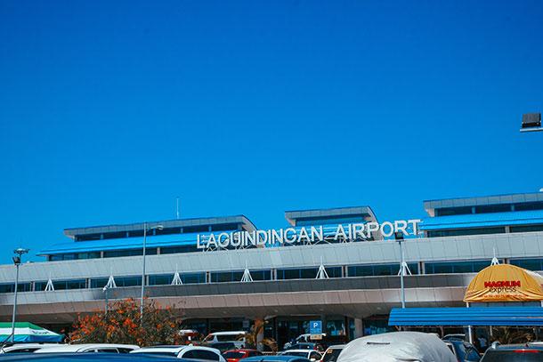 Laguindingan Airport near CDO