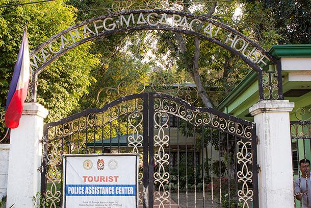 Macaraeg-Macapagal Ancestral House