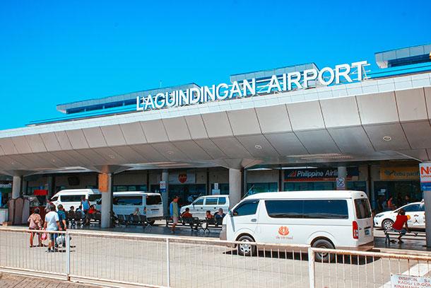 Departure Laguindingan Airport