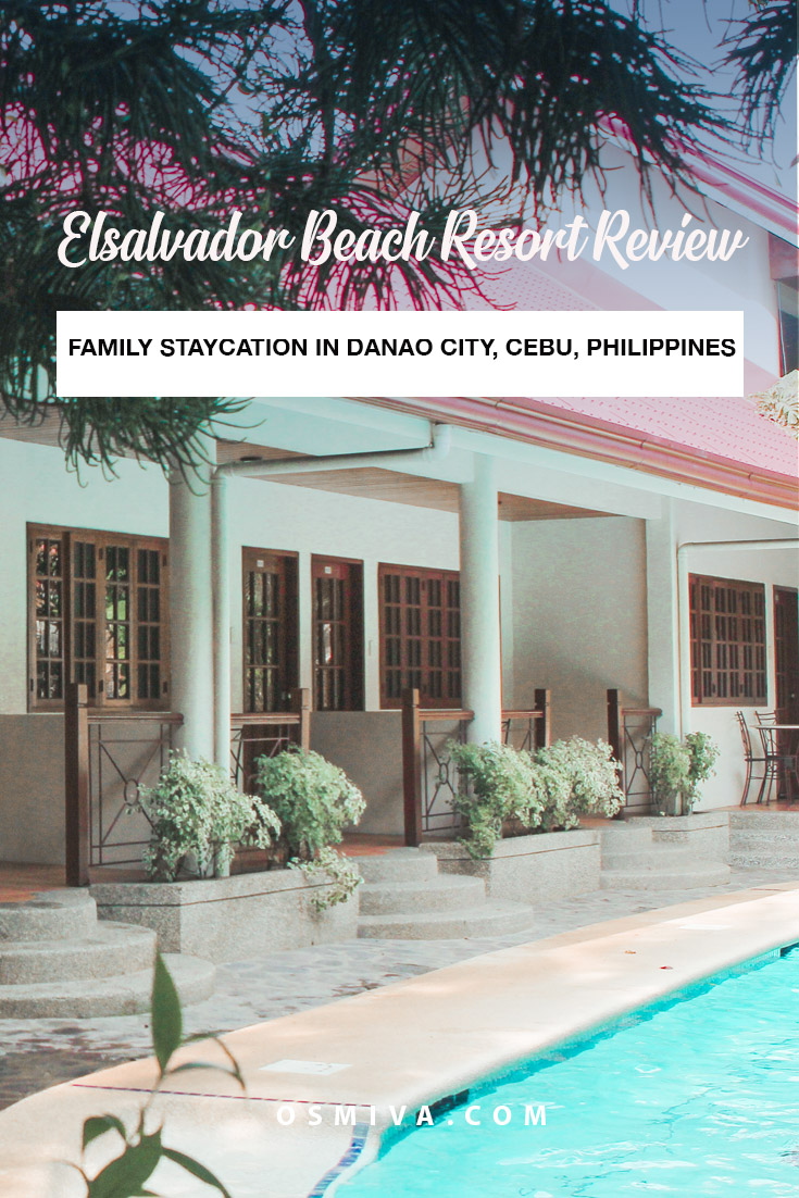 Resort Review: Family Staycation at the Elsalvador Beach Resort in Danao City, Philippines. Our review of our weekend stay at the resort. Includes list of amenities you can enjoy, rates, how to book, check in experience and how to get to the resort from the city. #travel #travelblog #familyblog #familytravel #staycation #resort #cebu #philippines #ceburesort #danaocity