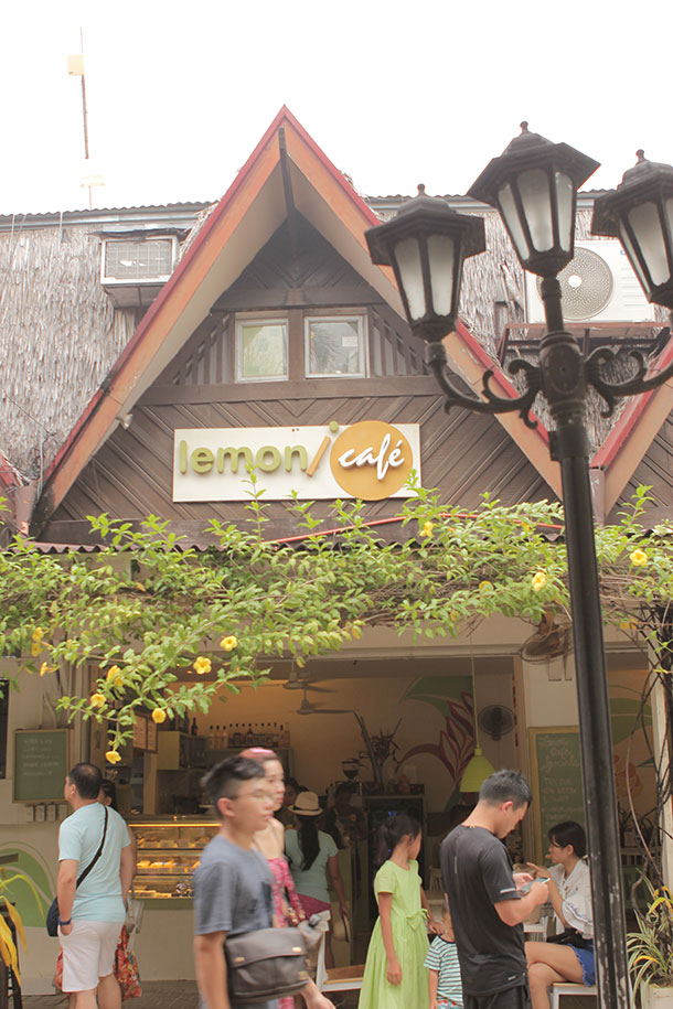 Lemoni Café and Restaurant