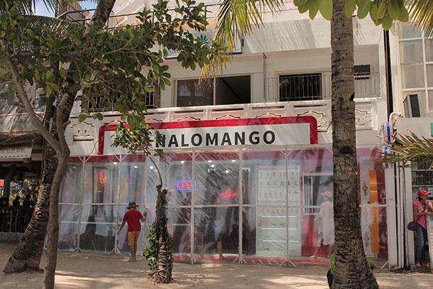 Halomango