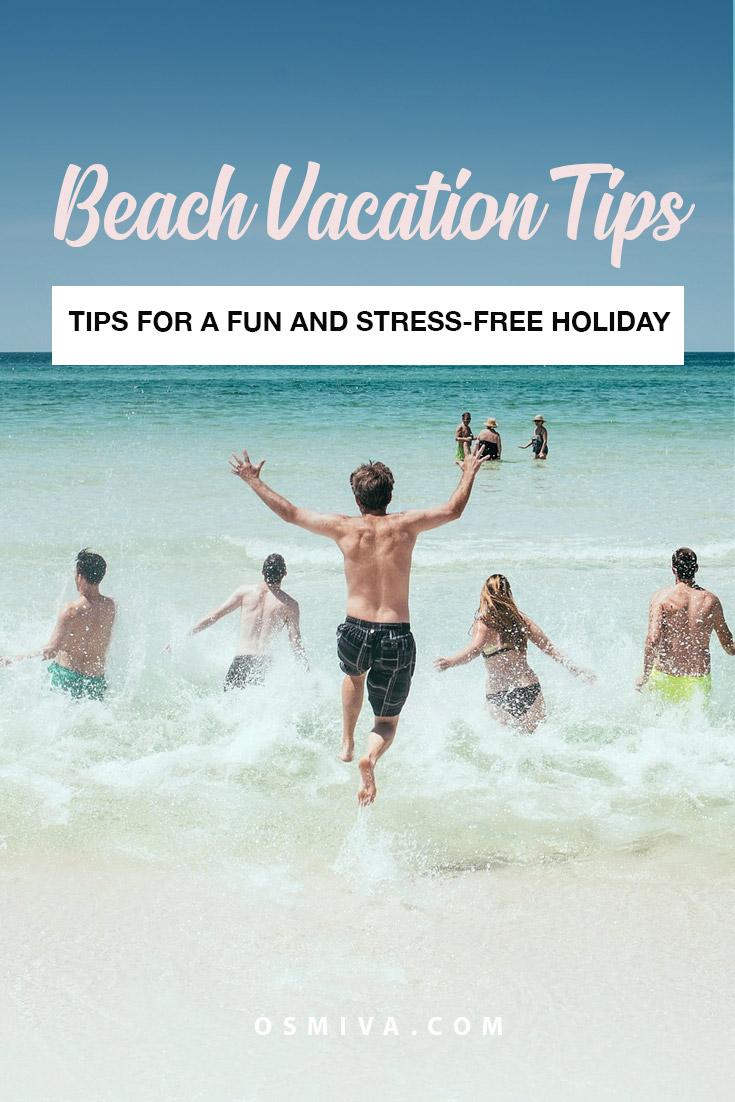 Stress Free Beach