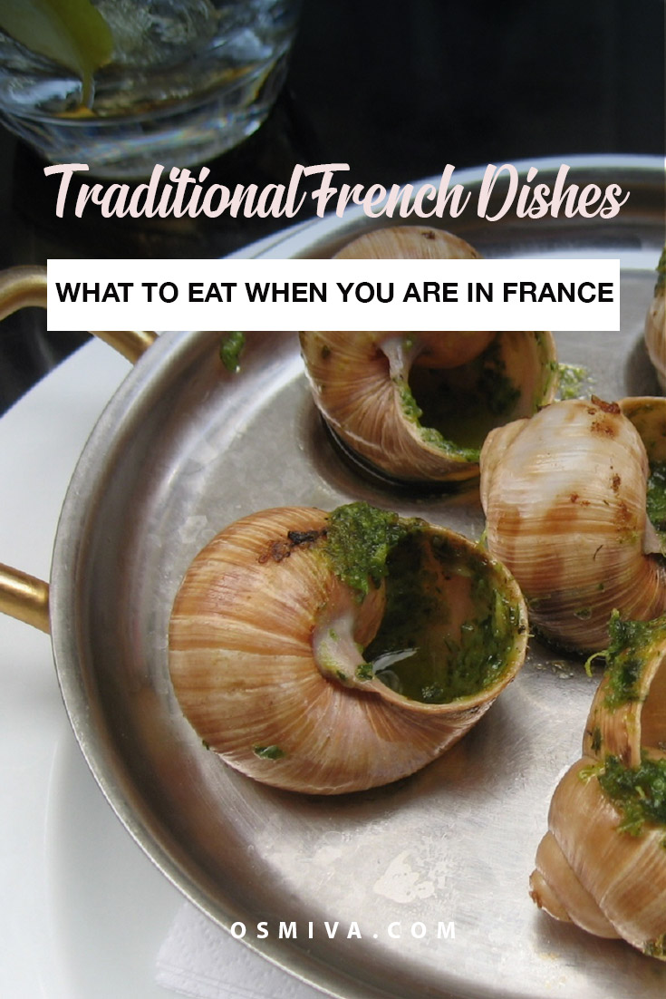 Traditional French Dishes. List of traditional french dishes that you should not miss #foodtravel #foodie #frenchdishese