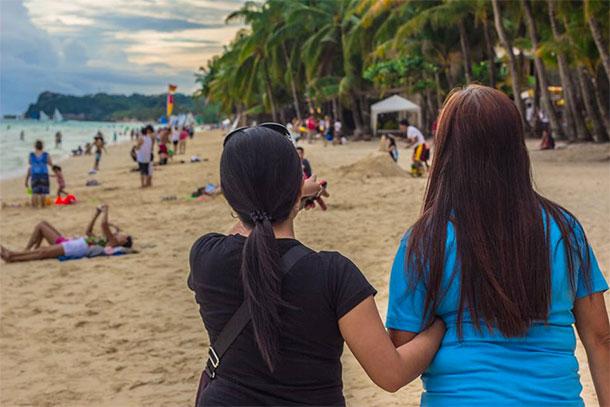 Boracay in 2013