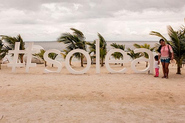 Solea Signage