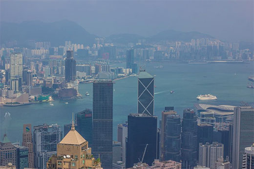 Hong Kong with Kids: Victoria Peak