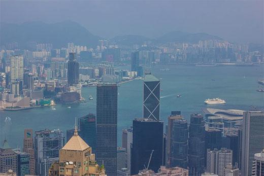 Hong Kong with Kids: Victoria Peak
