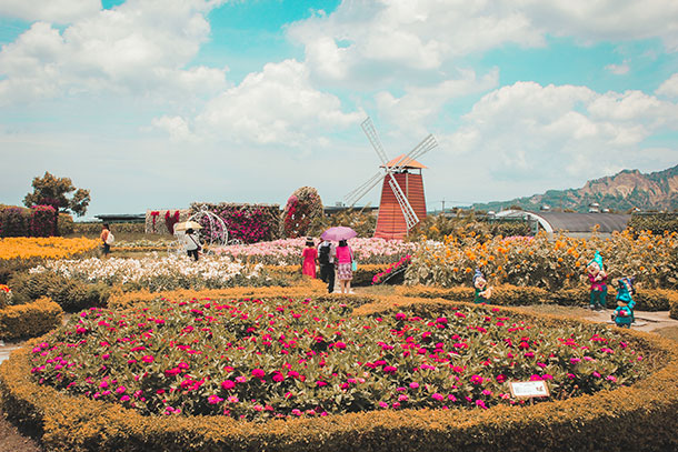Houli Flower Farm