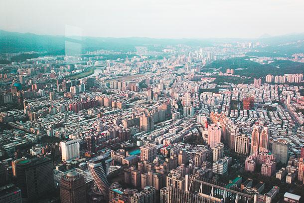 Views from Taipei 101