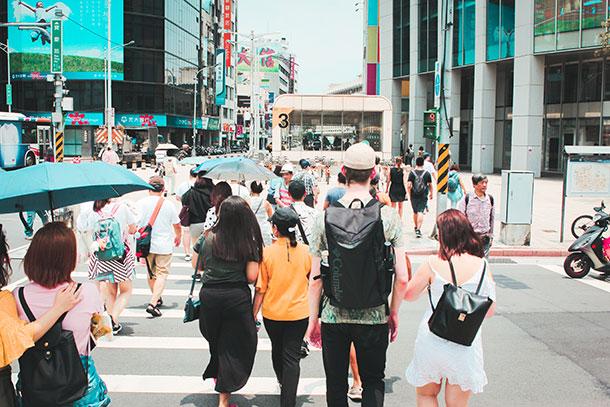 Walking Tours Around Taipei