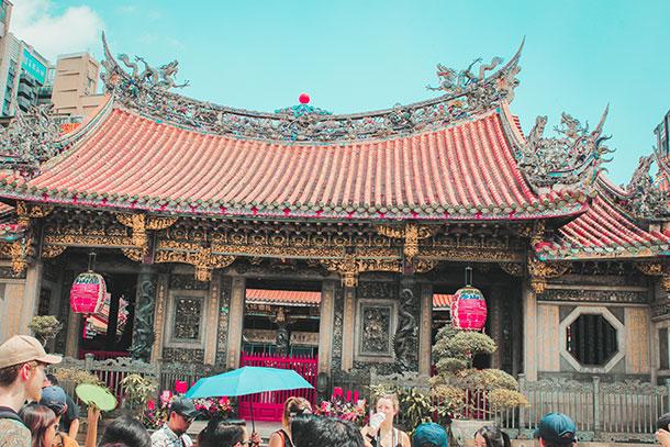 Taipei Free Walking Historic Route