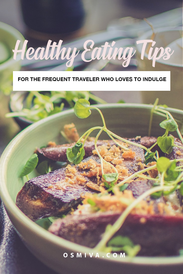 Healthy Eating While on Travel