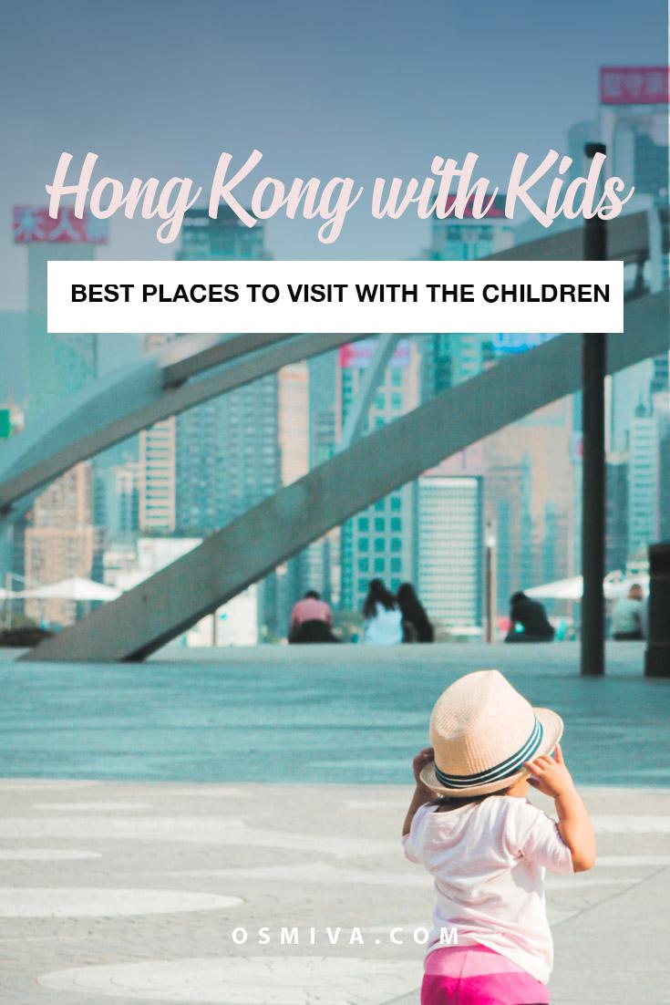 Kids Activities in Hong Kong