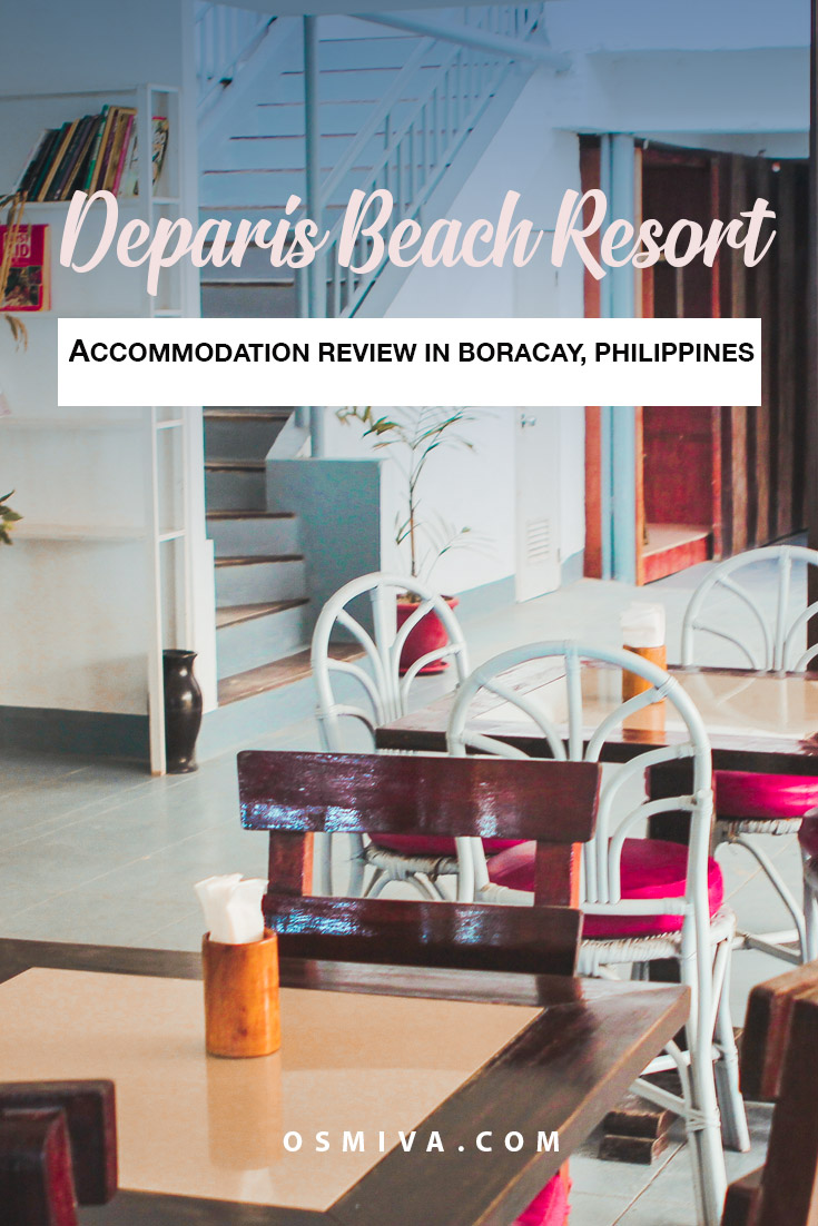 Review of Boracay Accommodation