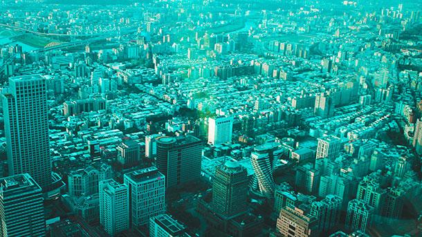Views from the Taipei 101