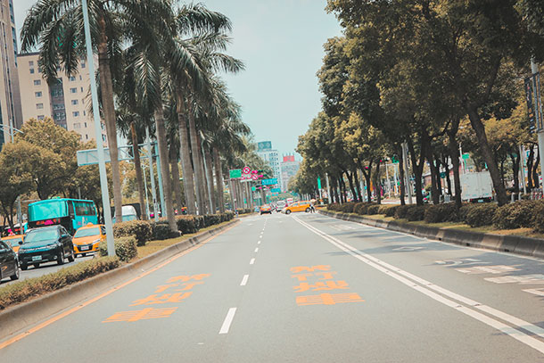 Highway in Taipei